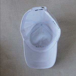 fbf9c996b92 A24 Accessories - A24 Films White Embroidered Party Dad Hat Cap